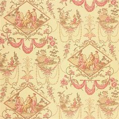 Exceptional toile rose an decorating fabric by Lee Jofa. Item 2003105.167.0. Lowest prices and free shipping on Lee Jofa. Find thousands of patterns. Always 1st Quality. Width 49 inches. Swatches available.