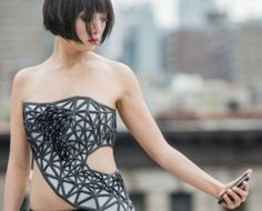 3D Printed, Fashionable Back Braces Encourage Kids With Scoliosis To Wear Them - PSFK