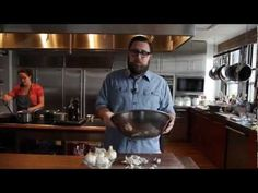 How To Peel a Head of Garlic in Less Than 10 Seconds. Fantastic video!