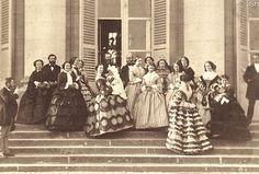 Olympe Aguado, 1856