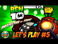 Ben 10 Protector of Earth NDS Lets Play #5 - Hoover Dam