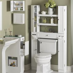 Good Five Great Bathroom Storage Solutions | Homes/real Estate/interior  Decoration | Pinterest | Spaces, Toilet And Storage