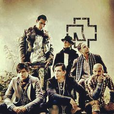 My number one band RAMMSTEIN ! <3