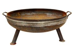 "Firepit 30"" Steel Bowl"