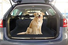 Brand Black Pet dog cat mats Cargo Liner For Cars SUVs ** To view further for this item, visit the image link.