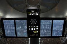 Dragon 2 Spaceship Touch Controls   Verge