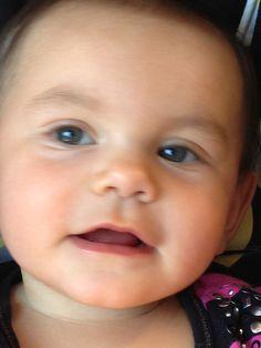 My niece Patience, she's so cute!!