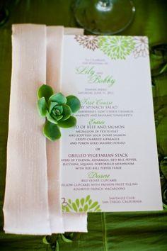 Ivory Shantung Napkin with Olive Ribbon Taffeta Linens