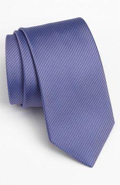 BOSS Black Woven Silk Tie | Nordstrom