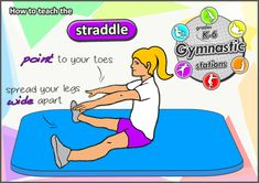 Teaching gymnastics in your PE lessons Physical Education Activities, Elementary Physical Education, Elementary Pe, Pe Activities, Classroom Activities, Gymnastics At Home, Gymnastics Lessons, Gymnastics Coaching, Gymnastics Workout
