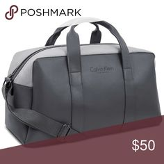 Calvin Klein travel men bag new Calvin Klein travel men bag new Calvin Klein Bags Luggage & Travel Bags