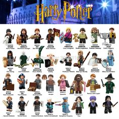 Cheap Chance for Legoing Harry Potters Set juguetes Figures Hogwarts Dobby Lord Voldemort Hermione Draco Ron Dean Building Blocks Toys. Harry Potter Set, Harry Potter Hermione Granger, Draco, Dean Thomas, Neville Longbottom, Cheap Toys, Building Blocks Toys, Lord Voldemort, Luna Lovegood