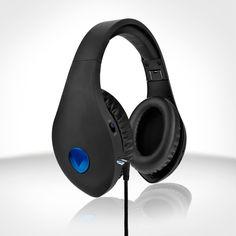 vQuiet Over-Ear Noise Canceling Headphones (Matte Black)