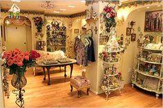 a Michal Negrin shop.