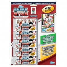 Rugby Attax England 2015 Multipack