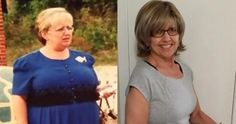 58 Year Old Loses 135 lbs at Planet Fitness! Find out more here! #FitnessFriday #PFPromo