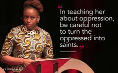 'Her Job Is Not to Make Herself Likeable': Adichie's Powerful Essay on Raising a Feminist Daughter