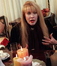 Stevie Nicks Welsh Witch : Photo