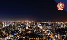 Tokyo by night JAPON