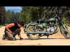18,000 motorcycle miles through the American West – Adventures of Justin