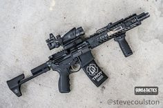 Troy PDW | GUNSANDTACTICS.COM http://www.gunsandtactics.com/troy-pdw
