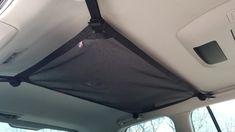 Toyota Prado ceiling storage net
