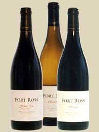 Fort Ross wine, Sonoma County