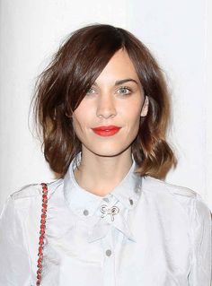 Alexa Chung | 24 Celebrity Bobs That Will Make You Wish You Had Shorter Hair