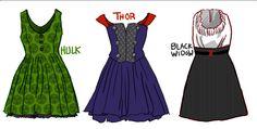 Avengers. Hulk thor natasha