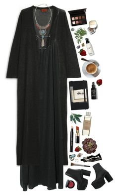 """Set 925 ft. 9 Seed Newport Dress in Black"" by yen-and-len ❤ liked on Polyvore featuring Missoni, 9seed, Lydell NYC, Moleskine, Casa Couture, Bobbi Brown Cosmetics, Urban Decay, LORAC, Aesop and Holistic Silk"