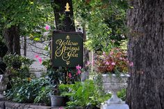 Have you had dinner at Yellow Springs Inn?  You can like them on Facebook too!
