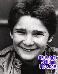 Corey Feldman - Celebrity School Pic
