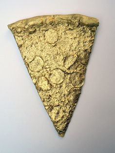 GOLD PIZZA!!!