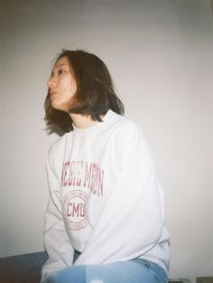 180409 f(Krystal) = Bellboy Magazine 'My Best Friend's Sweatshirts'
