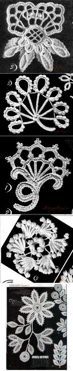 Irish lace | Entries in category Irish lace | Blog ostrenkoe in perchica | Ирландское кружево. | Постила