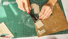 El taller de Ire: Cómo hacer teselas con pasta de modelar http://www.eltallerdeire.com/2014/04/como-hacer-teselas-con-pasta-de-modelar.html#more
