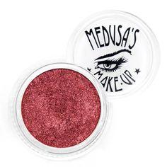 www.brokencherry.com #makeup #eyeshadow #red #mineral #looseeyeshadow #vegan #madeinUSA #crueltyfree  Eye Dust - Magma  $7.00