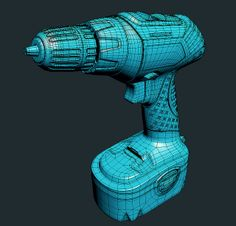 Hard Surface Modeling WIP3 14-01 | Flickr - Photo Sharing!