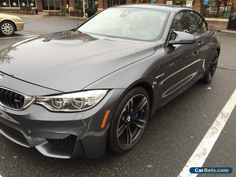 2016 BMW M4 Base Convertible 2-Door #bmw #m4 #forsale #unitedstates