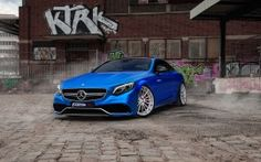 WALLPAPERS HD: Fostla Mercedes AMG S63 4matic