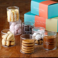 Clear Boxes Handmade Soap, Candy, Wedding and Party Gifts Bake Sale Packaging, Baking Packaging, Biscuits Packaging, Dessert Packaging, Food Packaging Design, Cookies Branding, Bakery Business, Home Bakery, Baking Set