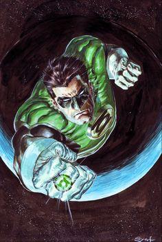 Green Lantern by Ardian Syaf