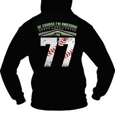 I am awesome baseball player  77 , Order HERE ==> https://www.sunfrog.com/Sports/I-am-awesome-baseball-player--77-Hoodie-Black.html?6789, Please tag & share with your friends who would love it , #birthdaygifts #christmasgifts #superbowl