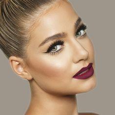 perfect fall/winter makeup