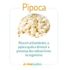 Pipoca pode fazer bem para sua saúde http://maisequilibrio.com.br/pipoca-de-vila-a-mocinha-2-1-1-774.html