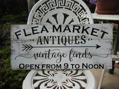 Hey, I found this really awesome Etsy listing at https://www.etsy.com/listing/510483623/flea-market-sign-vintage-sign-wood-sign