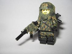 Lego special forces gully suit ranger.