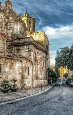Vista Catedral Tarragona