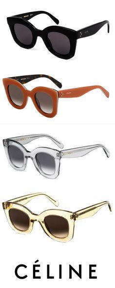 Celine Baby Marta Wayfarer Sunglasses
