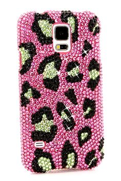 Watermelon Leopard Design Samsung Note 4 case wallet awesome style DIY phone cover